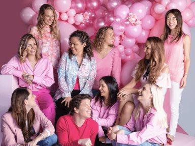"""""""Chandon rosé y open studio retratan un día rosa"""""""
