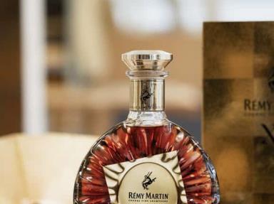 Cuando el cognac y el oro se encuentran: RÉMY MARTIN XO X ATELIER THIERY
