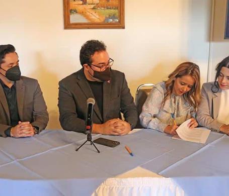 Se refrendan lazos con fundación Castro Limón y Hospital Infantil de las Californias